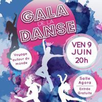 Affiche gala danse 1