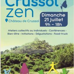 Crussol zen