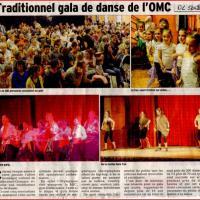 Gala dl 5 juin 2016