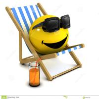 Vacances du smiley d 38945346