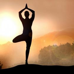 Yoga keeps you fit hd wallpaper collectiondownload 10